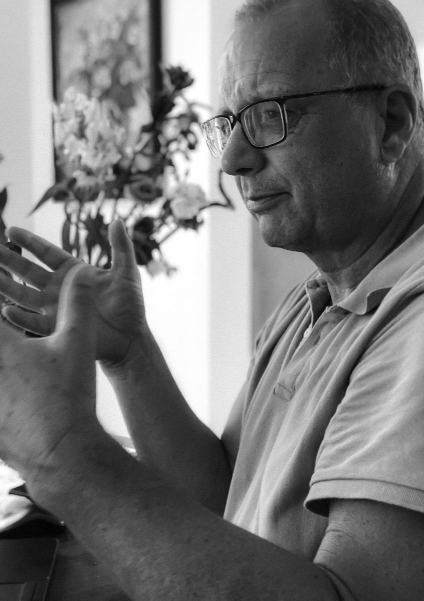 Hans van Dijk foto conveks